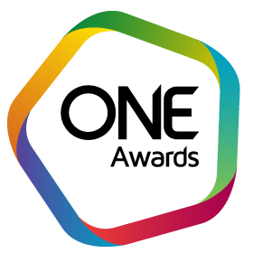 One Award single logo